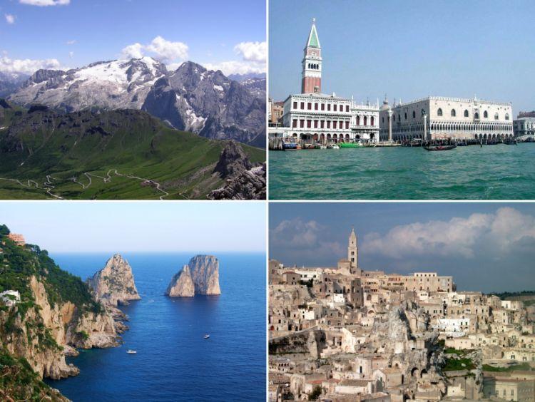 andamento del turismo in Italia