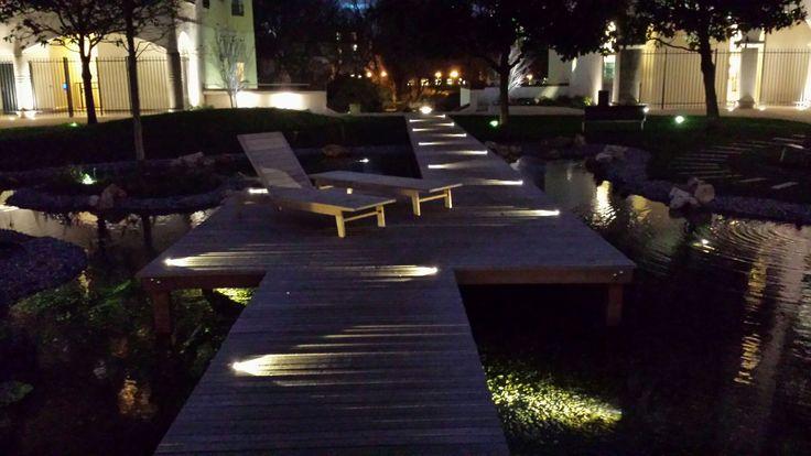 Idee illuminazione da giardino illuminazione esterna porticati