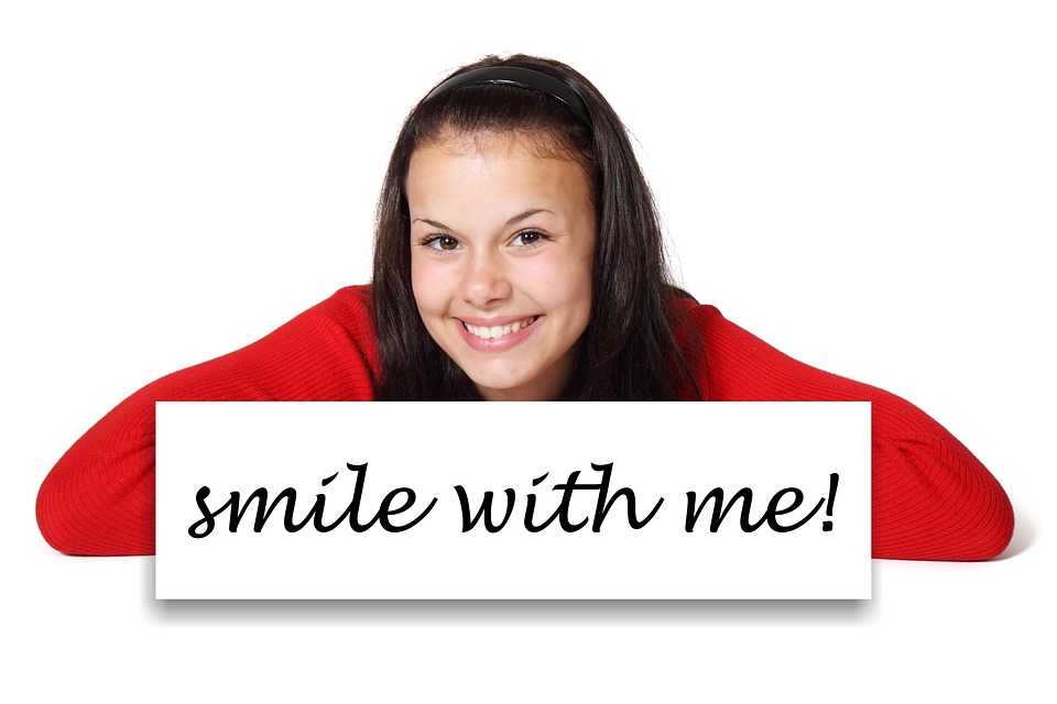 Un nuovo sorriso tutto smagliante